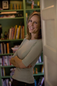 CA: Author Mary Roach Portrait Session