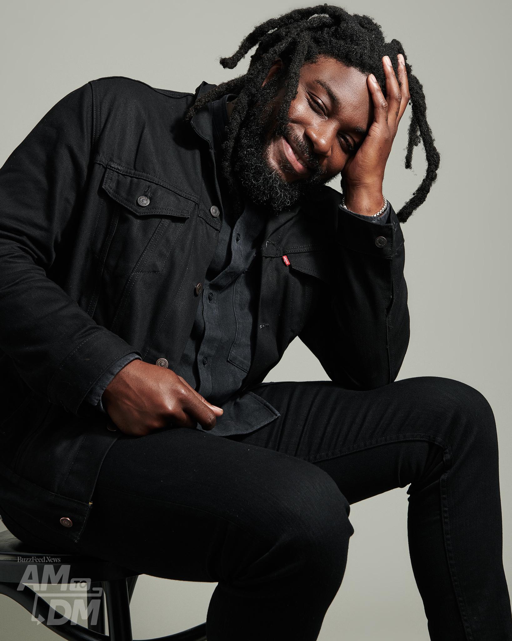 Photo of Author Jason Reynolds